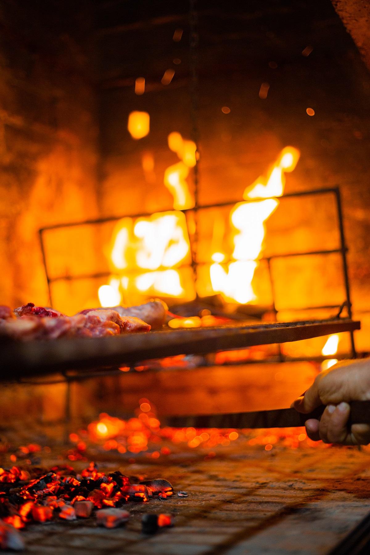 Carne a la parrilla a domicilio Porriño Mos Salceda